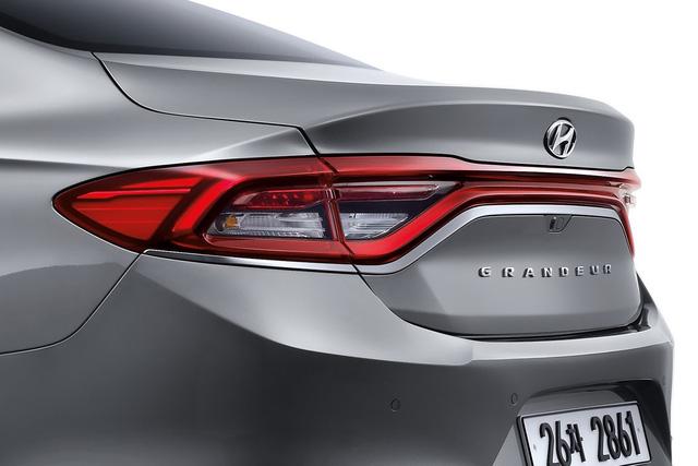 Hyundai Azera 2018 Xe Hyundai Azera 2018 thế hệ mới sắp ra mắt 4