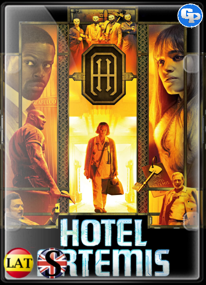Hotel De Criminales (2018) HD 1080P LATINO/INGLES