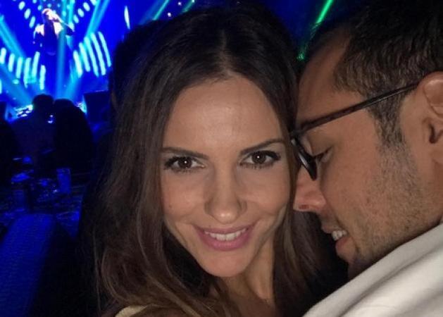 Ελένη Καρποντίνη - Βασίλης Λιάτσος: Ο γιος τους μεγάλωσε και τρώει μακαρόνια με κιμά! (φωτό)