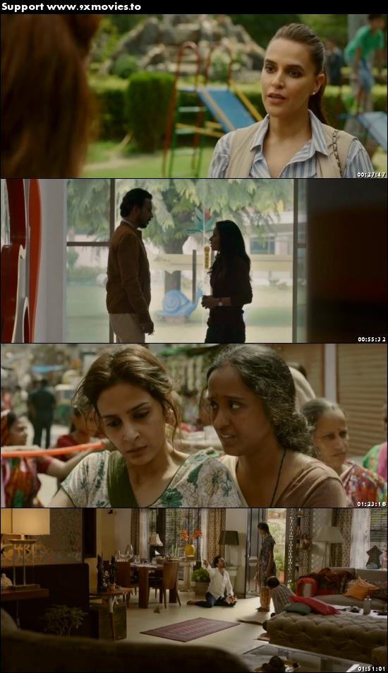 Hindi Medium 2017 Hindi 480p DVDRip 400mb