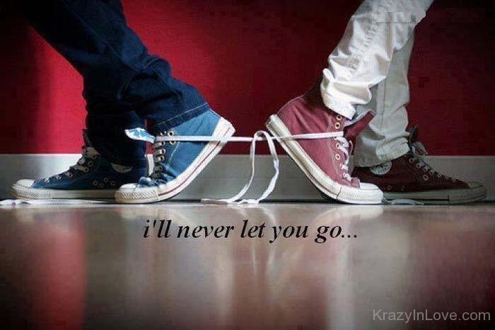 Never Will Let You Go