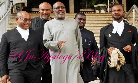 Lawyer Claims Metuh's Life Under Threat.