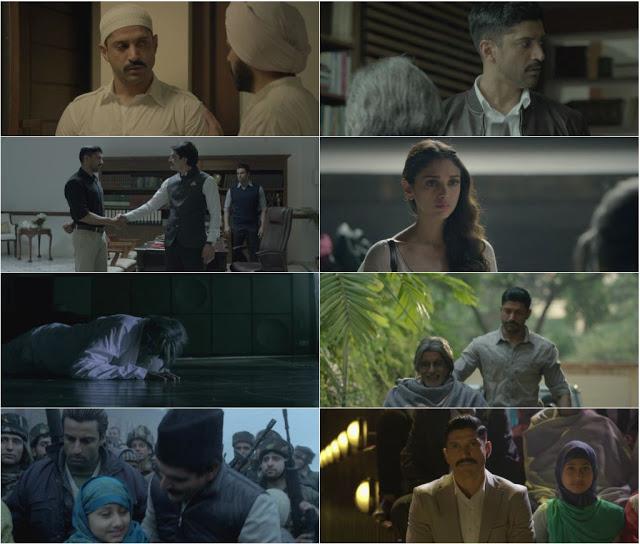 Download Wazir (2016) Hindi Movie Bluray