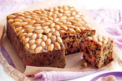 Quick-mix fruit cake desserts recipes