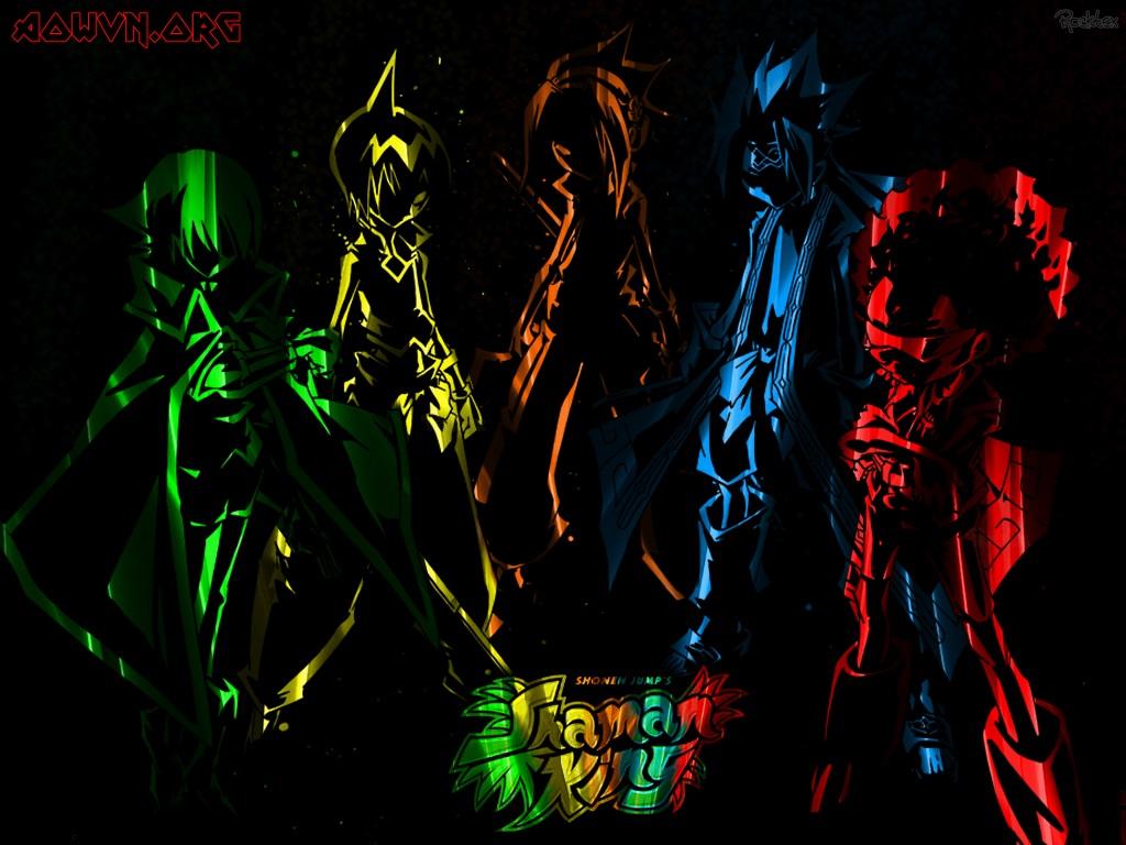 shaman king chosens by rockte d4yh3aa - [ Anime 3gp Mp4 ] Shaman King | Vietsub - Hấp dẫn