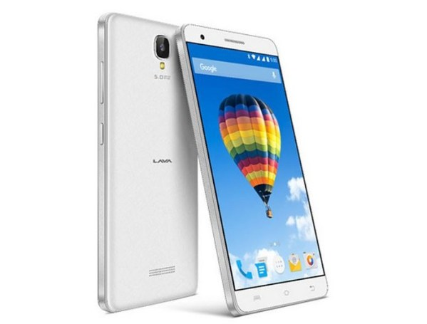 Lava Iris Fuel F2 Specifications & Price in India
