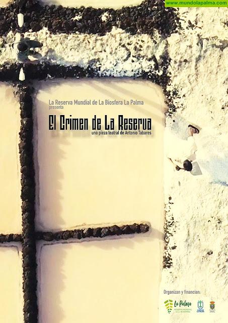 "La Reserva Mundial de la Biosfera La Palma presenta ""El Crimen de la Reserva"""