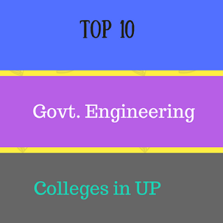 top 10 government engineering colleges in up
