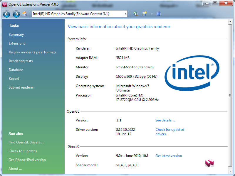 Windows and Android Free Downloads : Intel 82865g Graphics
