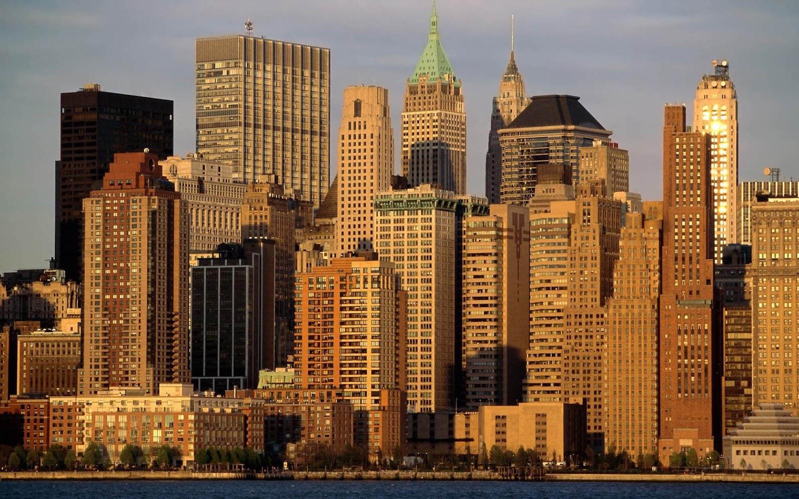 Travel Amp Adventures New York City S Skyline Height