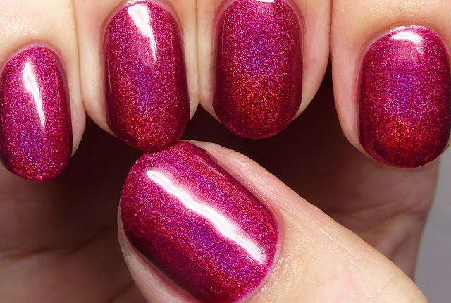 Darling Diva Polish Hellraiser