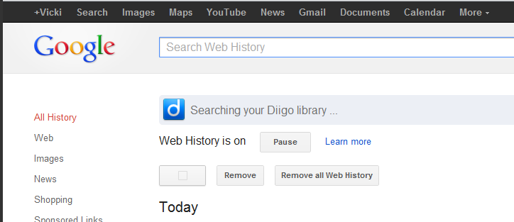 Cool Cat Teacher Blog: Clear Your Google Web History NOW
