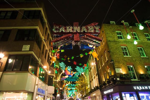 Carnaby street-Londra