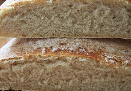 a los nios nos solan dar un trozo de masa para hacer una figura nuestro pan que vete t a saber lo que sala luego nos la metan en el horno y