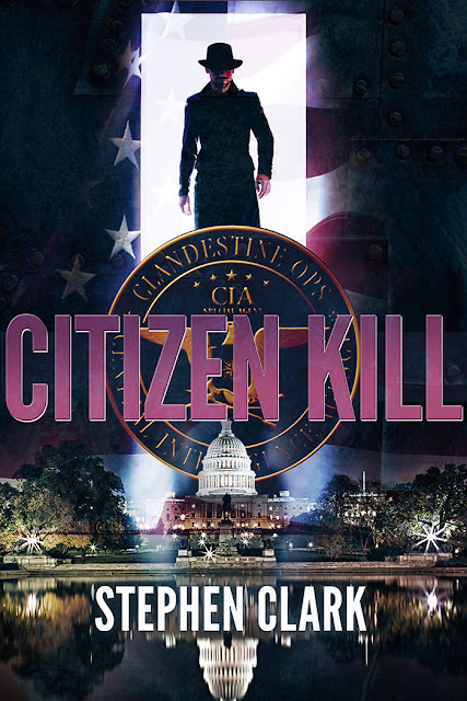 citizen-kill, stephen-clark, book