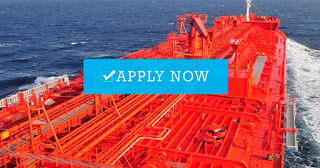Maritime jobs, seaman job hiring join this month for tanker ships free of charge