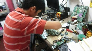 kursus memperbaiki laptop