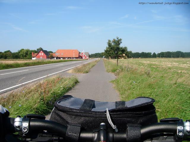 Bornholm - raj dla rowerzystów