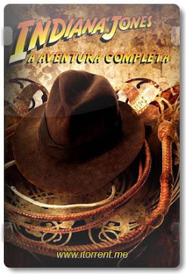 Coleção Indiana Jones: A Aventura Completa torrent