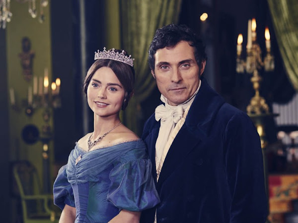 Film: ,,Young Victoria""