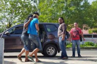 penangkapan-DPO-spesialis-pemecah-kaca-mobil
