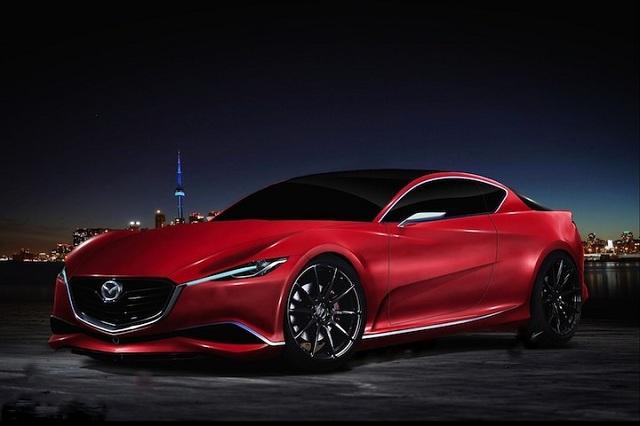 Mazda Rx 8 2017 Interior