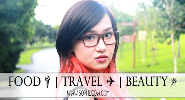 Best Mid-Tier Bloggers in Singapore -  Sophie Leow