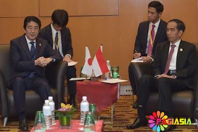 PM Jepang Telah Mendukung Penuh Kepemimpinan Pemerintahan Jokowi di ASEAN