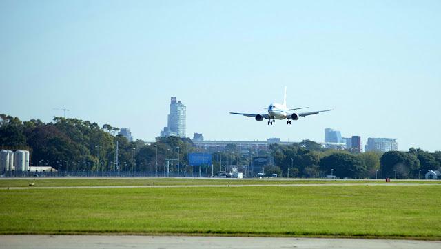 Aumentó llegada de turistas extranjeros por vía aérea