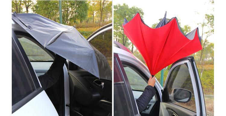 payung terbalik inverted umbrella