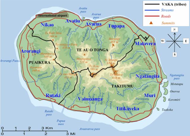 Ishujt Kuk - Zelanda e Re