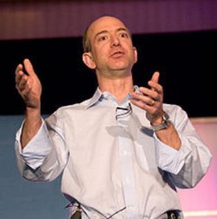 Jeff Bezos Pengusaha IT
