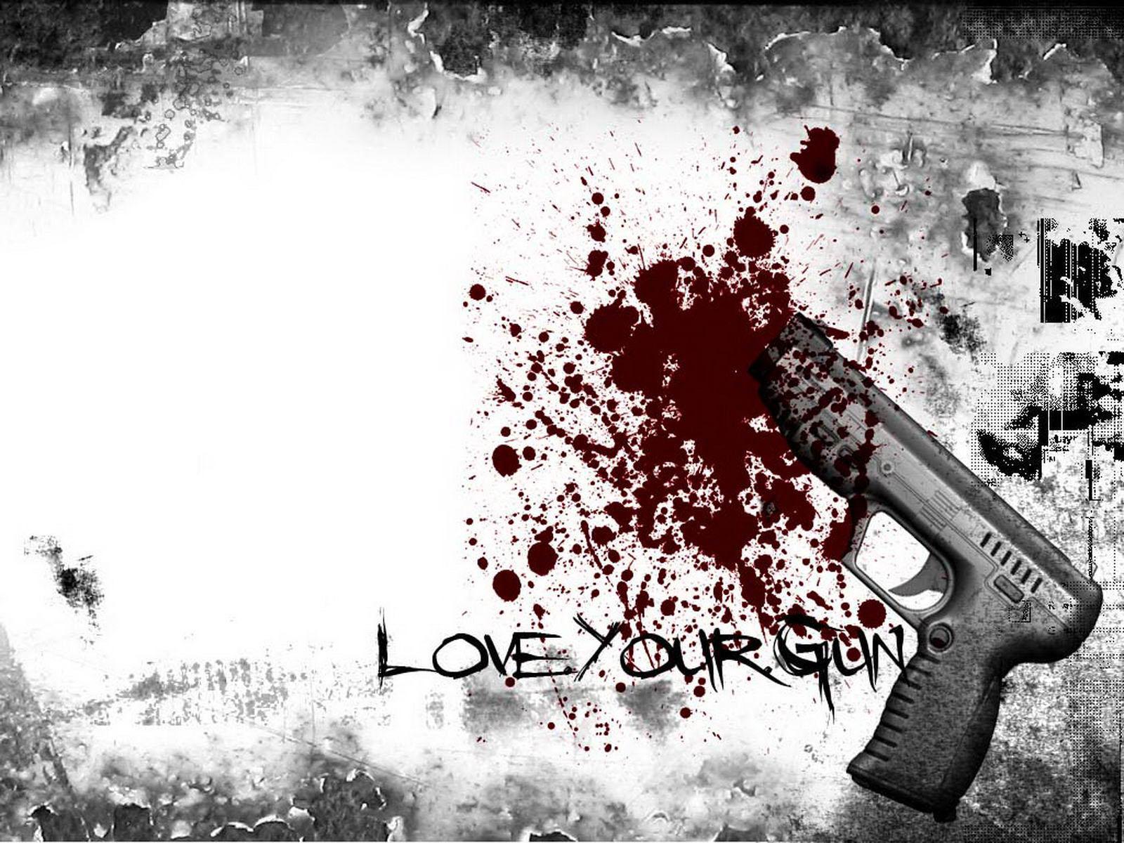 Gangsta Graphic Design