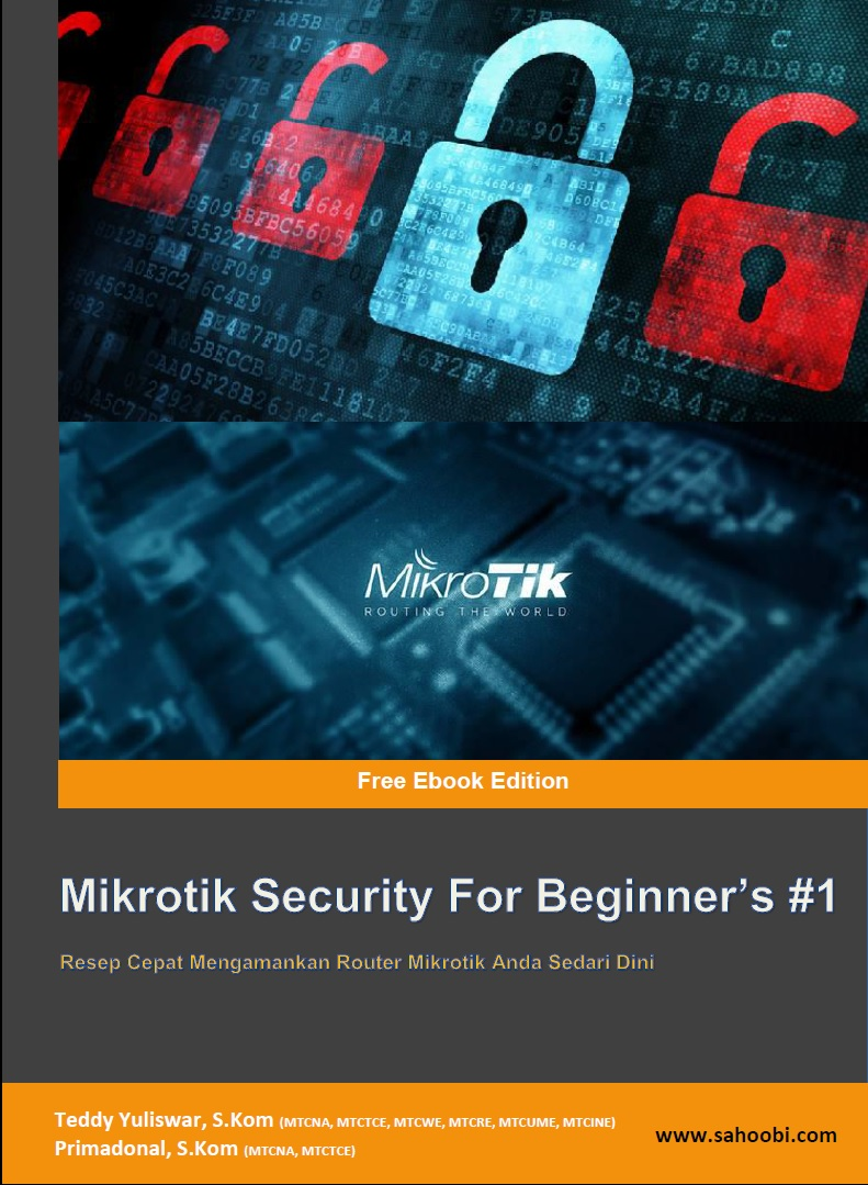 Mikrotik Security For Beginner's