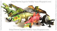 Dinosaurus World Biological 6in1 Set