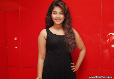 anjali hot thigh show photo shoot images black dress
