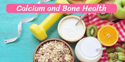 Calcium and Bone Health, govthubgk