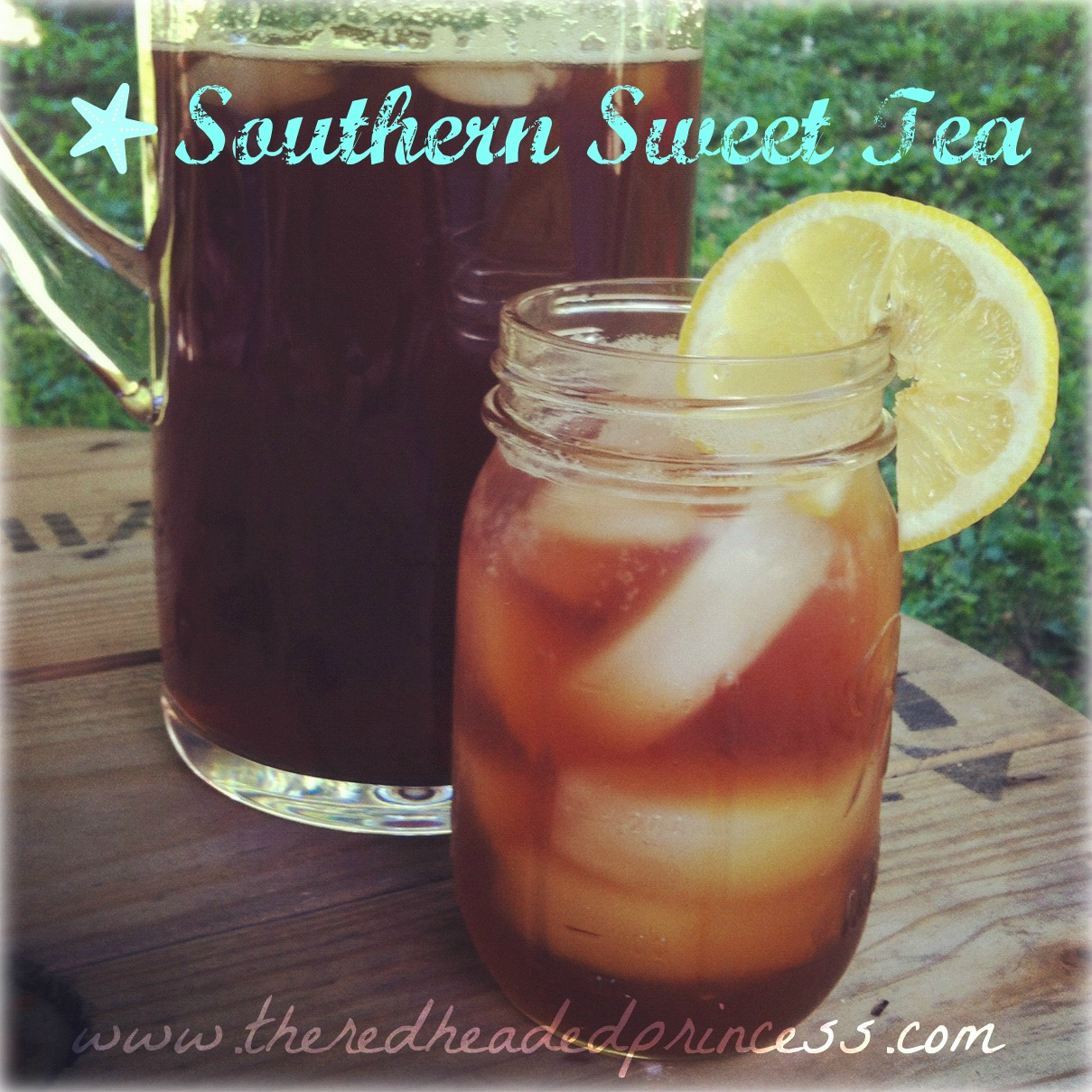 A Ginger Mess: Southern Sweet Tea