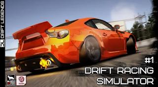 Download Drift Legends v1.8.5 Apk Mod (Unlimited Money+Data OBB)