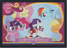 My Little Pony Stitch by Stitch Series 2 Trading Card