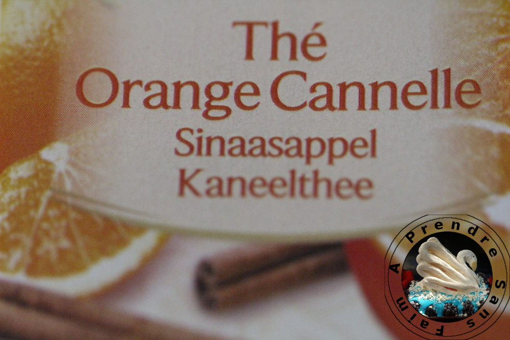 Cramique au thé orange cannelle (pas à pas en photos)