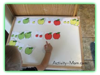 Printable Apple Activity