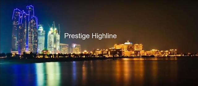 Prestige Highline Pallavaram