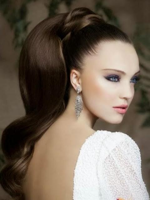Những kiểu tóc cô dâu tuyệt đẹp