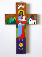 La Semilla de Dios Workshop - Good Shepherd Cross