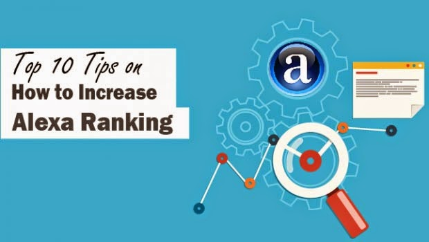 How to Increase Your Alexa Rank