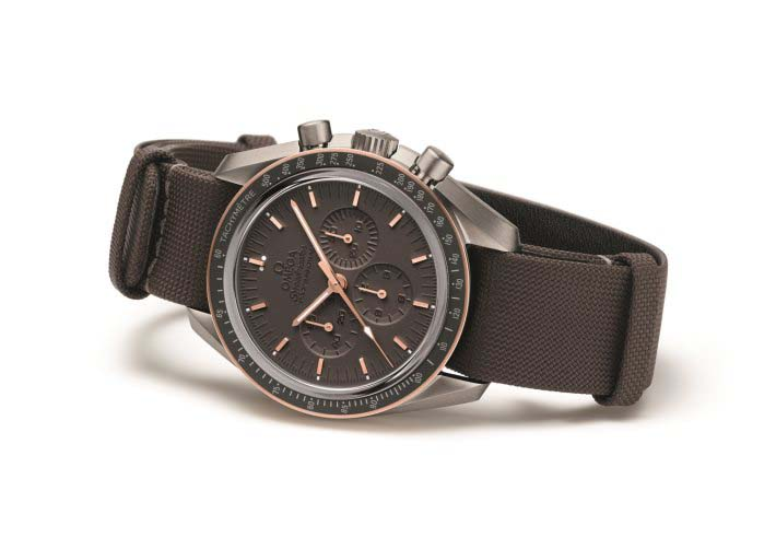 Image 3: OMEGA Speedmaster Apollo 11