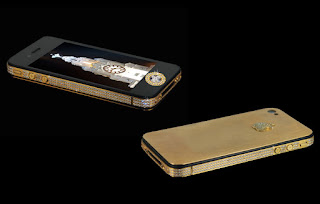 IPHONE 4S ELLITE GOLD