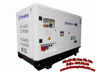 Máy phát điện Perkins 12kva 403D-15G