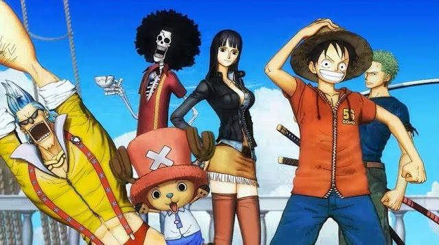 One Piece 3D: Mugiwara Chase (1/1) (319MB) (HDL) (Sub Español) (Mega)